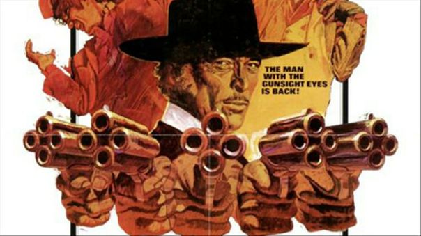 poster of Lee Van Cleef in The Return of Sabata (1971)